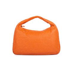 Intreciato Weave Hobo Bag