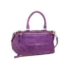 Givenchy large pandora bag purple 2?1535357257