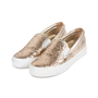 Authentic Pre Owned Salvatore Ferragamo Pacau Glitter Slip Ons (PSS-333-00035) - Thumbnail 3