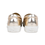 Authentic Pre Owned Salvatore Ferragamo Pacau Glitter Slip Ons (PSS-333-00035) - Thumbnail 5