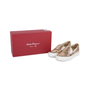Authentic Pre Owned Salvatore Ferragamo Pacau Glitter Slip Ons (PSS-333-00035) - Thumbnail 6
