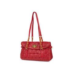 Miu miu studded quilt flap bag 2?1535358235