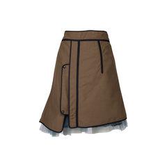 Marni double a line skirt 2?1535429300
