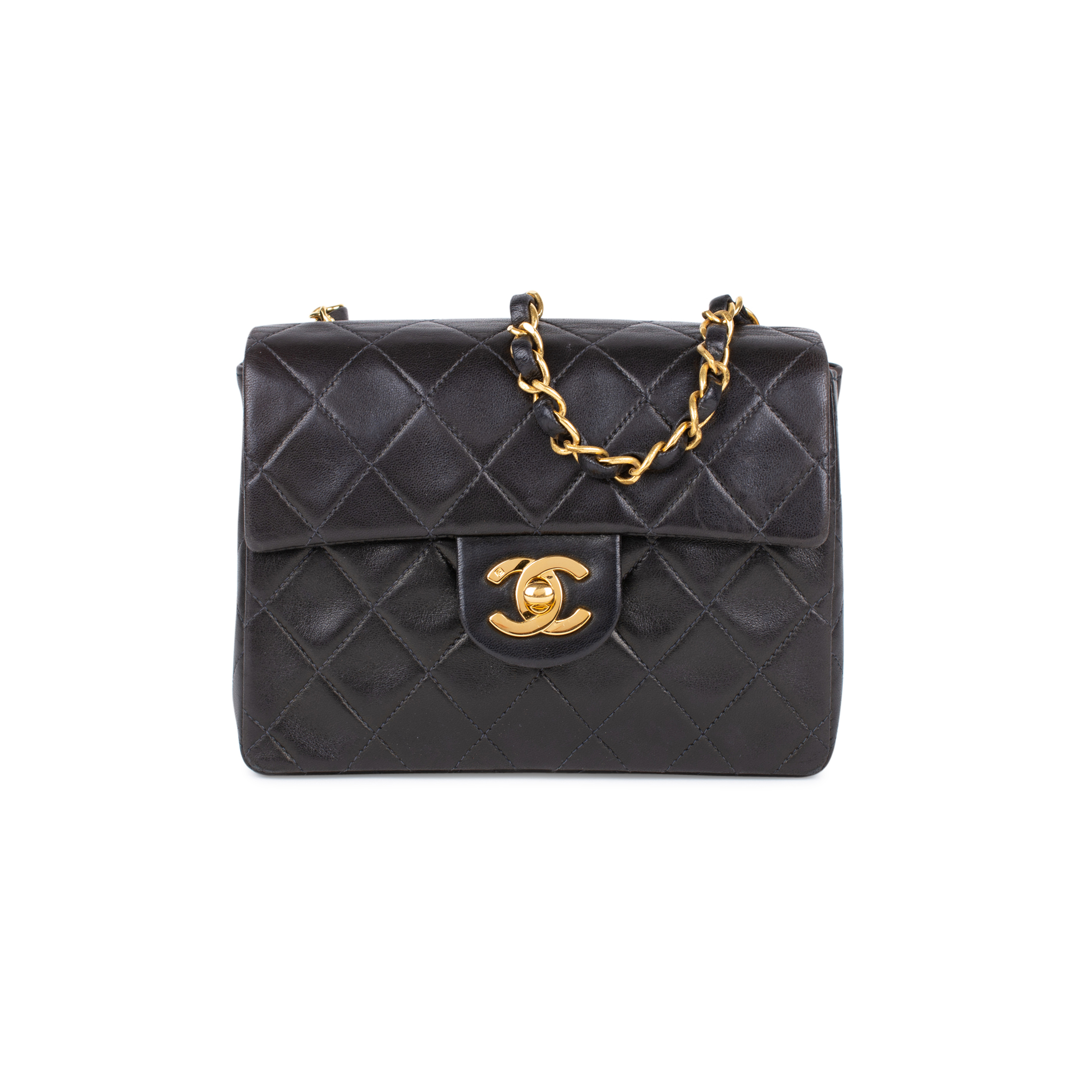 6f1d6197d534 Authentic Second Hand Chanel Mini Classic Flap Bag (PSS-515-00036) | THE  FIFTH COLLECTION
