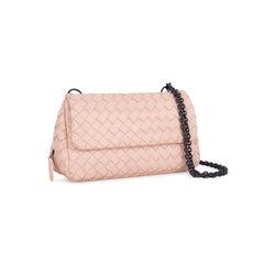 Bottega veneta intrecciato mini crossbody bag neutral 2?1535438424