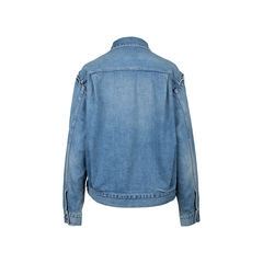 Sacai military denim jacket 2?1535440704