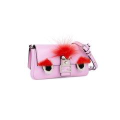 Fendi micro baguette pink 2?1535444405