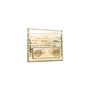Authentic Second Hand McQ Alexander Mcqueen Gold Leather Cardholder (PSS-356-00016) - Thumbnail 2