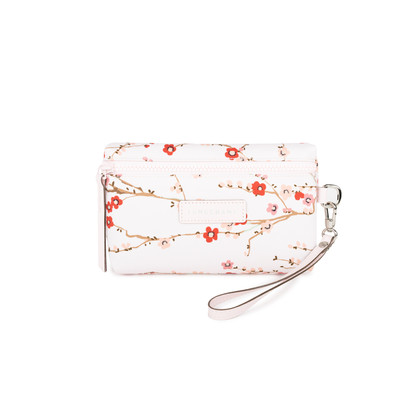 Authentic Second Hand Longchamp Sakura Wristlet (PSS-356-00022)