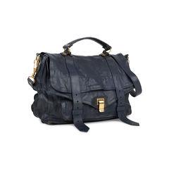 Proenza schouler ps1 large bag blue 2?1535525081