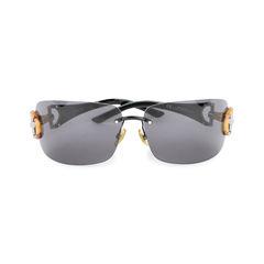 Bamboo Horsebit Sunglasses