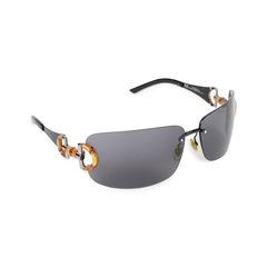 Gucci bamboo horsebit sunglasses 2?1535694856