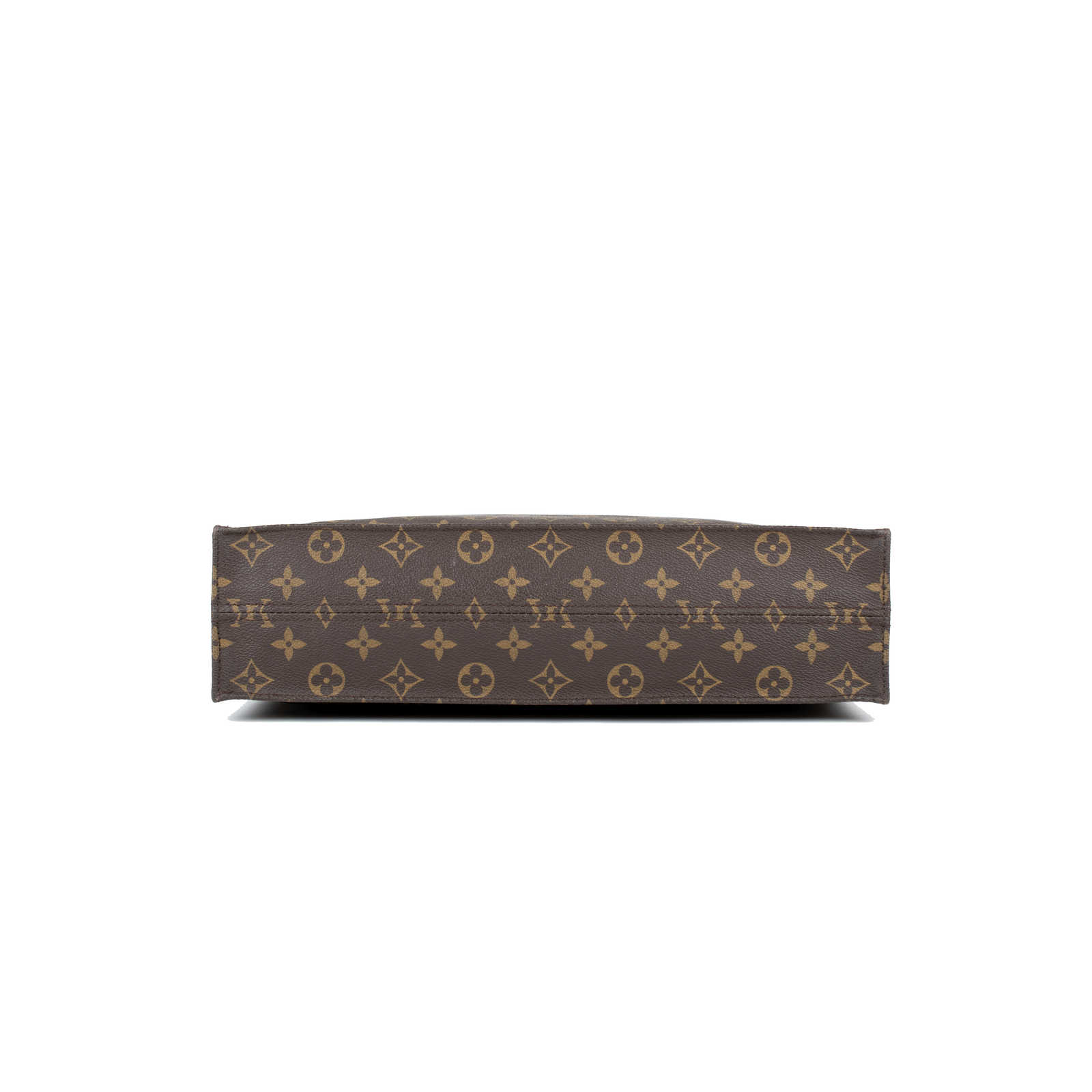 805eb5c5adad ... Authentic Second Hand Louis Vuitton Monogram Sac Plat Tote Bag  (PSS-430-00002 ...