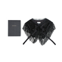 Authentic Pre Owned Dries Van Noten Beaded Fringe Bib (PSS-240-00233) - Thumbnail 1