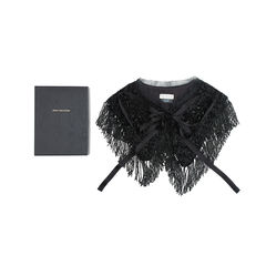 Dries van noten beaded fringe bib 2?1536096036
