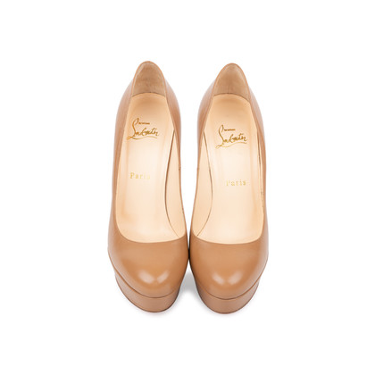 Authentic Second Hand Christian Louboutin Bianca Pumps (PSS-240-00240)