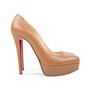 Authentic Second Hand Christian Louboutin Bianca Pumps (PSS-240-00240) - Thumbnail 4