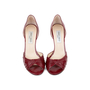 Authentic Second Hand Jimmy Choo Ruched D'Orsay Pumps (PSS-240-00241) - Thumbnail 0