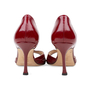 Authentic Second Hand Jimmy Choo Ruched D'Orsay Pumps (PSS-240-00241) - Thumbnail 5