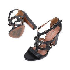 Azzedine alaia cage sandals 2?1536122872