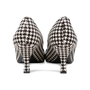 Authentic Second Hand Roger Vivier Decollete Virgule Houndstooth Pumps (PSS-240-00254) - Thumbnail 5