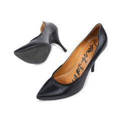 Lanvin pointed toe pumps 2?1536122967