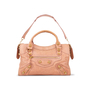 Authentic Pre Owned Balenciaga Vieux Rose Giant City Bag (PSS-059-00028) - Thumbnail 0