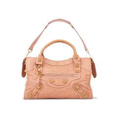 Vieux Rose Giant City Bag
