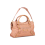 Authentic Pre Owned Balenciaga Vieux Rose Giant City Bag (PSS-059-00028) - Thumbnail 1
