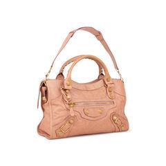 Balenciaga vieux rose giant city bag 2?1536214206