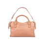 Authentic Pre Owned Balenciaga Vieux Rose Giant City Bag (PSS-059-00028) - Thumbnail 2