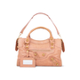 Authentic Pre Owned Balenciaga Vieux Rose Giant City Bag (PSS-059-00028) - Thumbnail 3