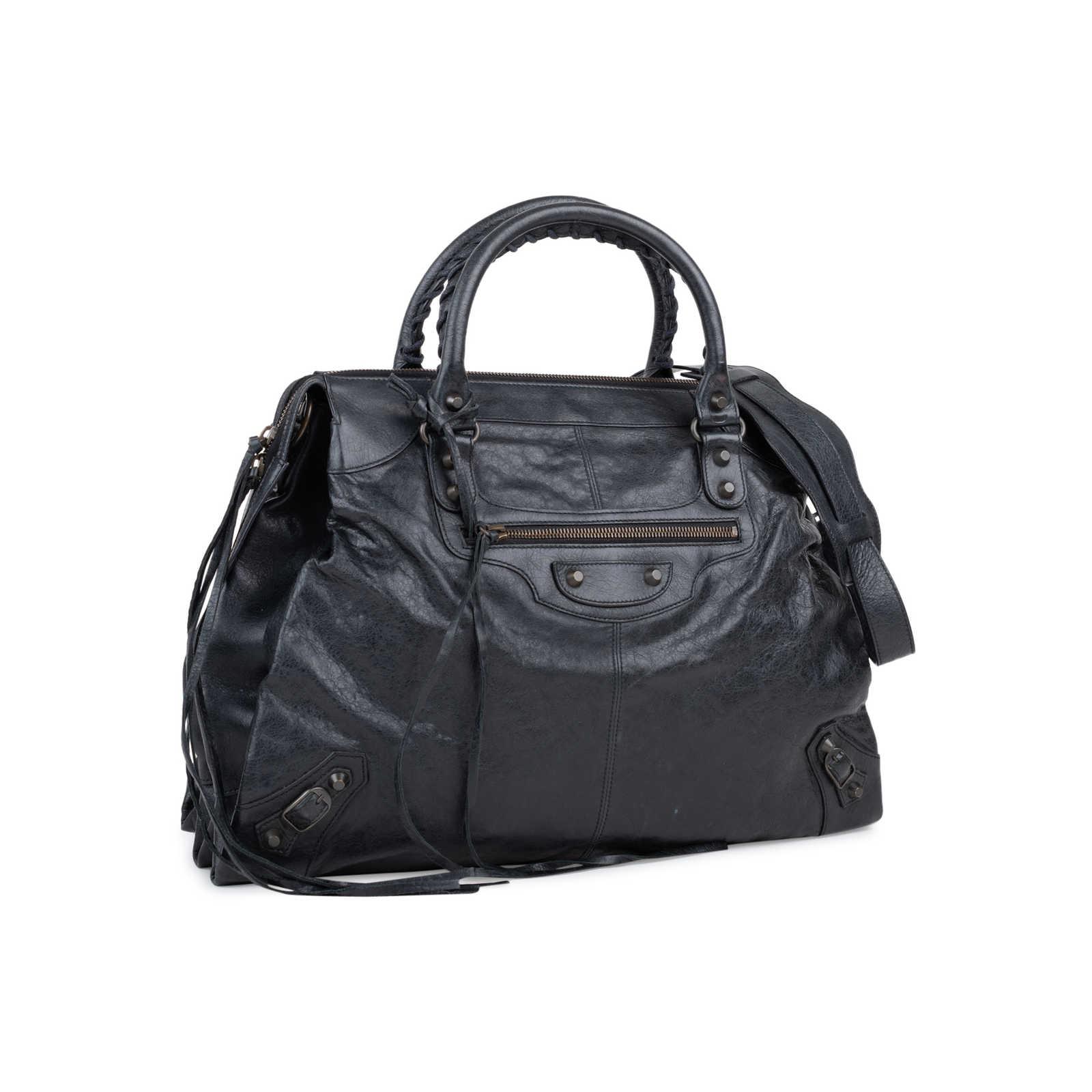 849bc48253 ... Authentic Second Hand Balenciaga Trapeze Bag (PSS-550-00001) -  Thumbnail 1 ...