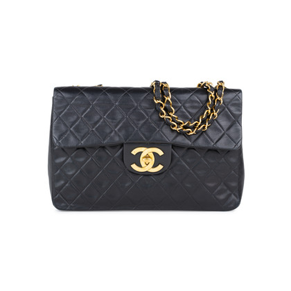Authentic Pre Owned Chanel Classic Maxi Flap Bag (PSS-550-00004)