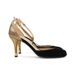 Gucci cage heels 3