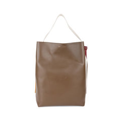 Oversized Twisted Cabas Bag
