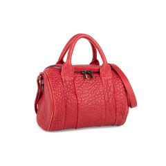 Alexander wang rockie pebbled leather satchel 2?1536558037