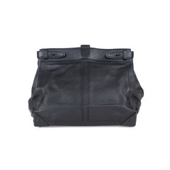 Adele Foldover Trunk Clutch