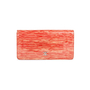 Authentic Second Hand Chanel Patent Striped Wallet (PSS-547-00013) - Thumbnail 0