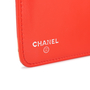 Authentic Second Hand Chanel Patent Striped Wallet (PSS-547-00013) - Thumbnail 5