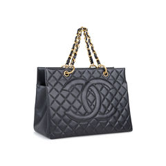 Chanel shopping tote bag 2?1536558313