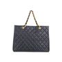 Authentic Second Hand Chanel Shopping Tote Bag (PSS-547-00020) - Thumbnail 2