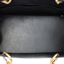 Authentic Second Hand Chanel Shopping Tote Bag (PSS-547-00020) - Thumbnail 4