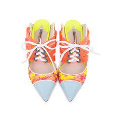 Jourdan Mule Camo Sandals