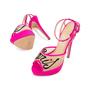 Authentic Second Hand Charlotte Olympia Paris Platform Sandal (PSS-547-00003) - Thumbnail 1