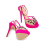 Authentic Second Hand Charlotte Olympia Paris Platform Sandal (PSS-547-00003) - Thumbnail 2