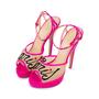 Authentic Second Hand Charlotte Olympia Paris Platform Sandal (PSS-547-00003) - Thumbnail 3