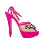 Authentic Second Hand Charlotte Olympia Paris Platform Sandal (PSS-547-00003) - Thumbnail 4
