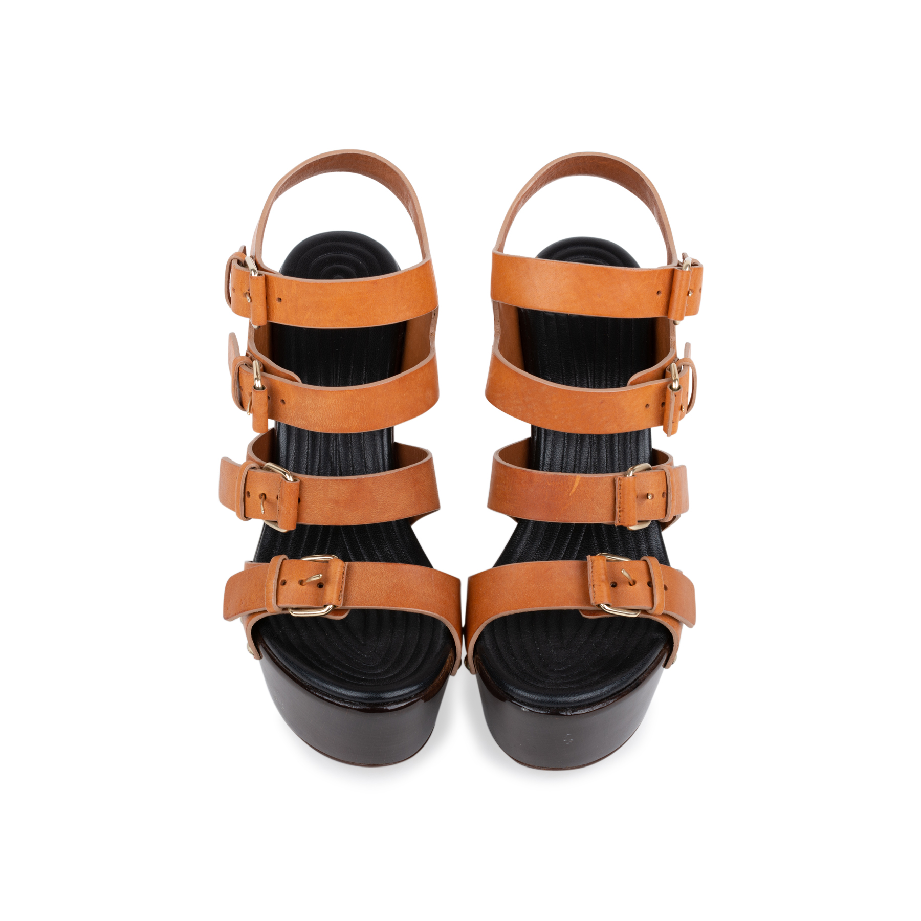 8a84b0bb8d Authentic Second Hand Givenchy Studded Platform Sandals (PSS-547-00007) -  THE FIFTH COLLECTION