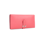 Authentic Pre Owned Hermès Rose Lipstick Bearn Wallet (PSS-197-00087) - Thumbnail 1